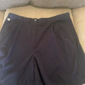 EUC  LIZGOLF by Liz Claiborne Shorts - size 20W